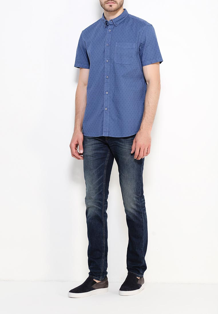 Рубашка с коротким рукавом Burton Menswear London 22P02JNVY: изображение 6