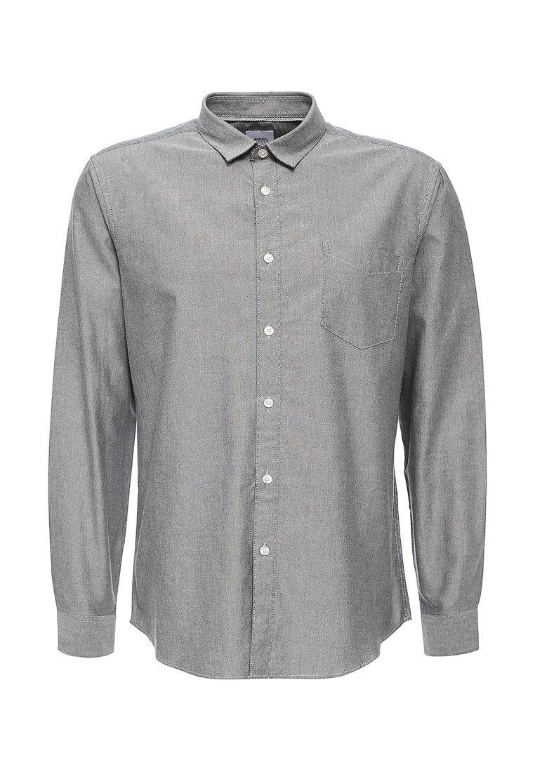 Рубашка с длинным рукавом Burton Menswear London 22P03JGRY