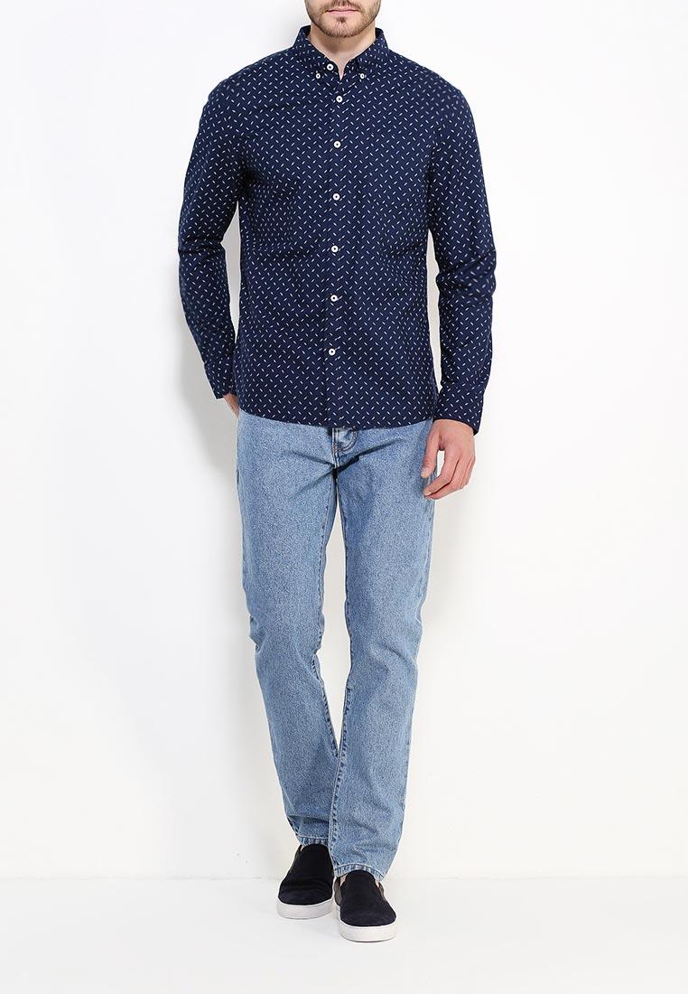 Рубашка с длинным рукавом Burton Menswear London 22T03JWHT: изображение 7