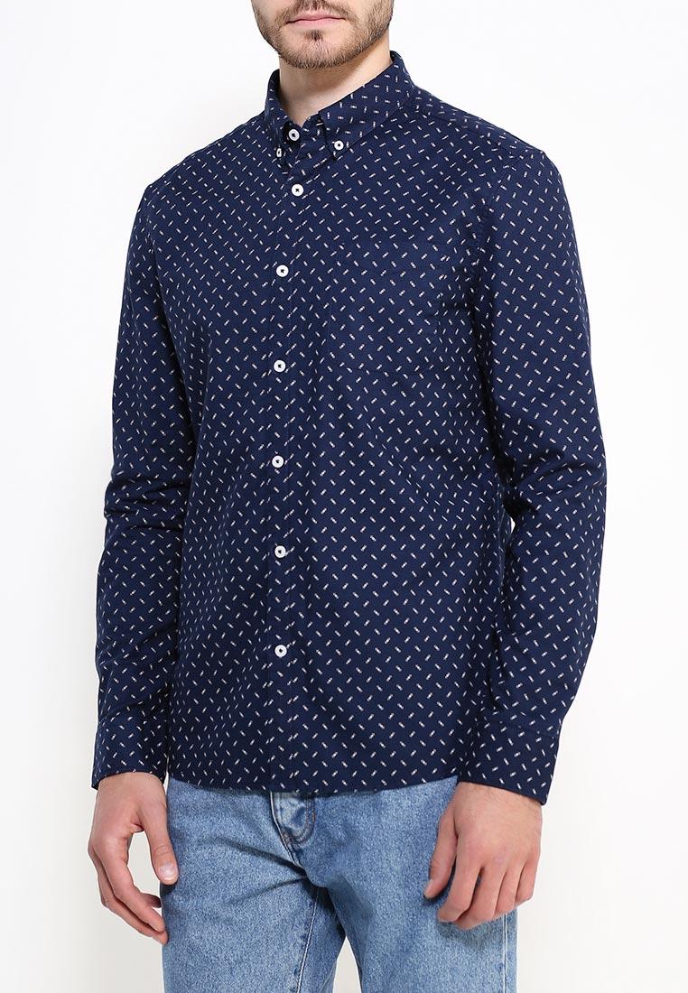 Рубашка с длинным рукавом Burton Menswear London 22T03JWHT: изображение 8