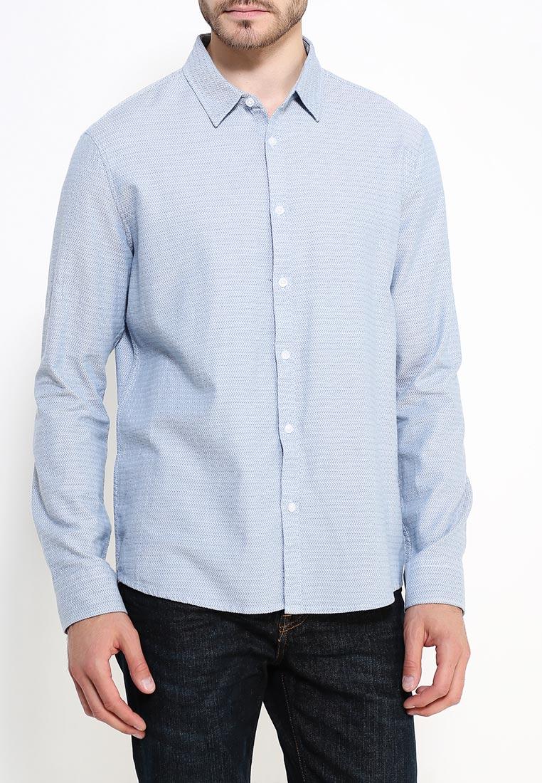 Рубашка с длинным рукавом Burton Menswear London 22T07JBLU: изображение 3