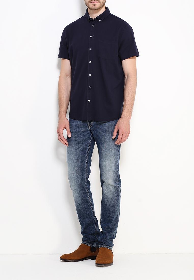 Рубашка с коротким рукавом Burton Menswear London 45J01JNVY: изображение 6