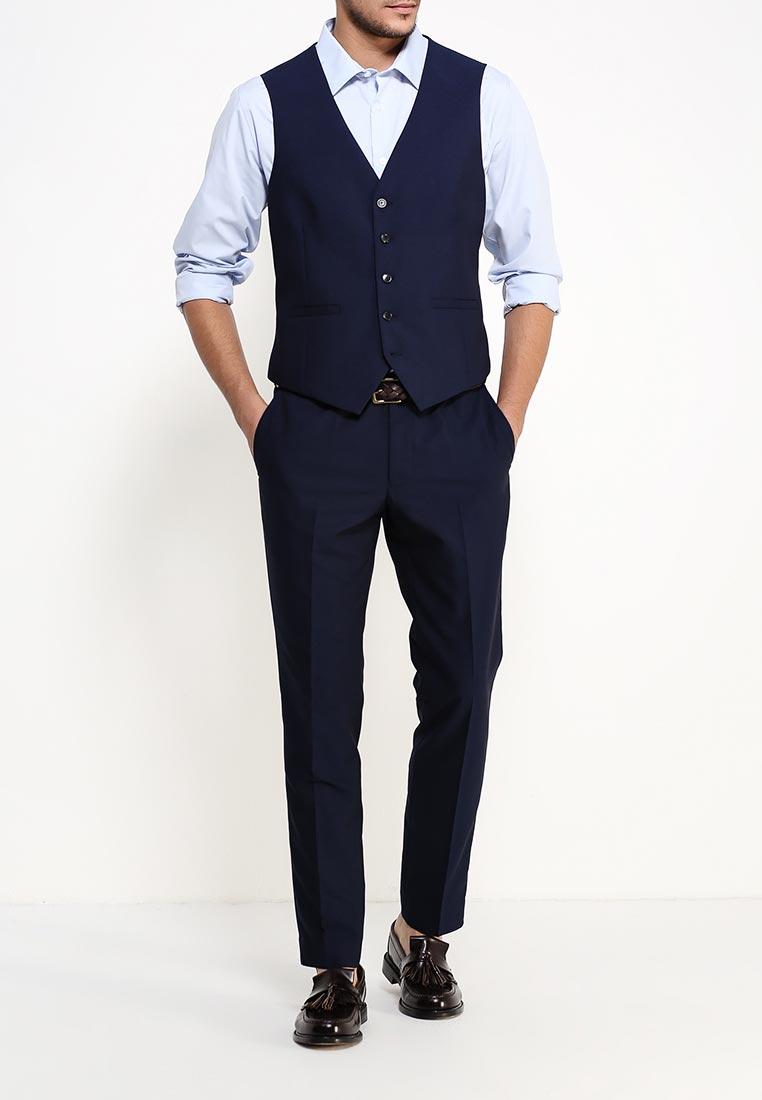 Мужские классические брюки Burton Menswear London 02K14JNVY: изображение 2