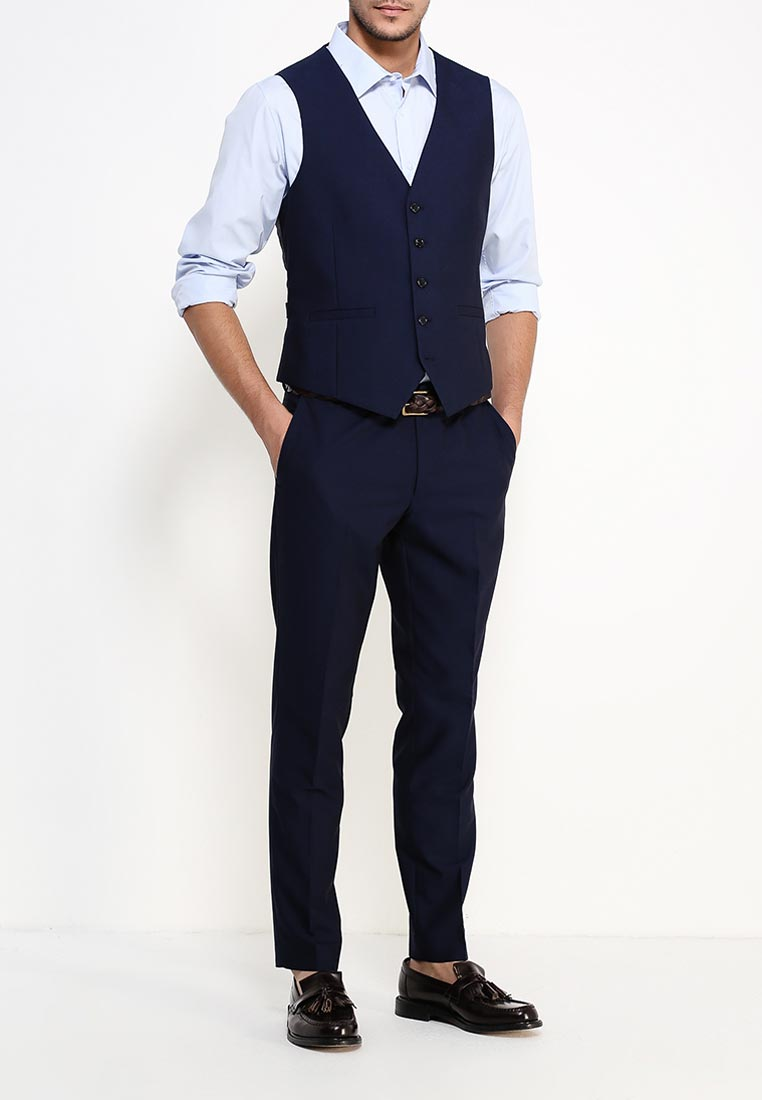 Жилет Burton Menswear London 02K15JNVY: изображение 6