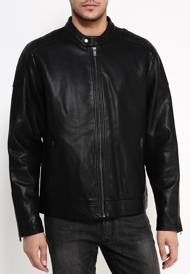 Кожаная куртка Burton Menswear London 06L01JBLK: изображение 3