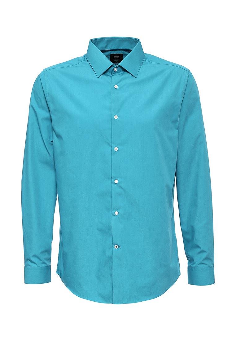 Рубашка с длинным рукавом Burton Menswear London 19B11IBLU: изображение 5