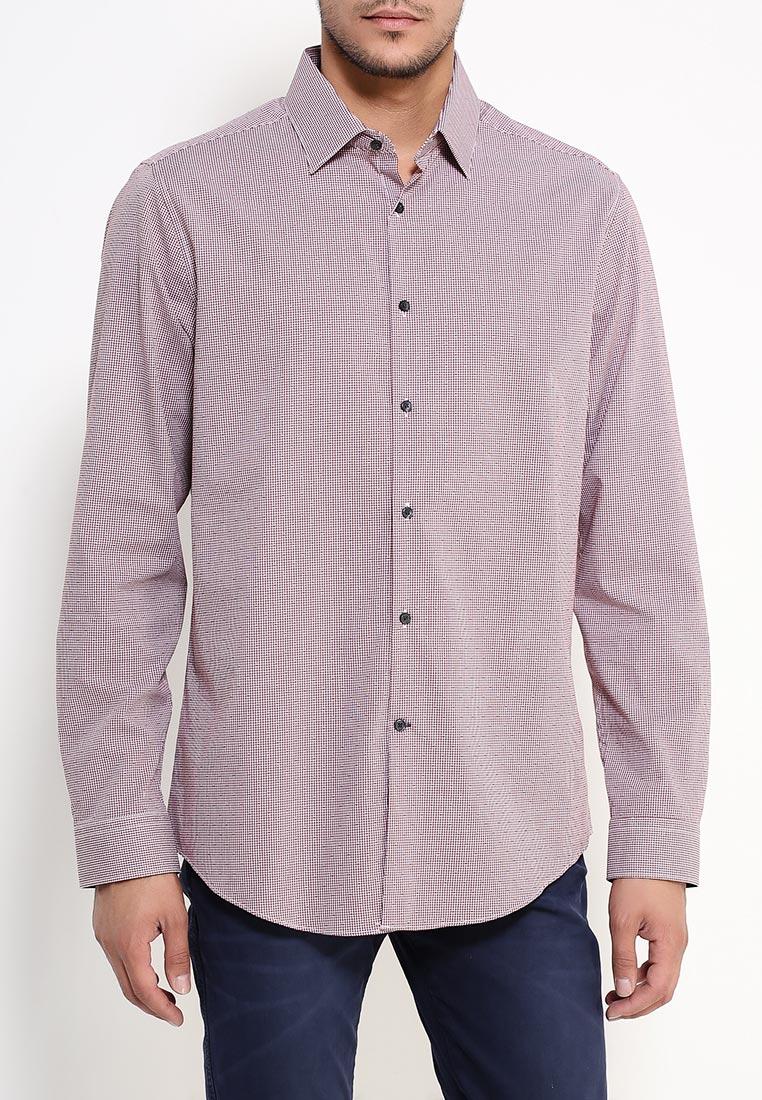 Рубашка с длинным рукавом Burton Menswear London 19F21IRED: изображение 3