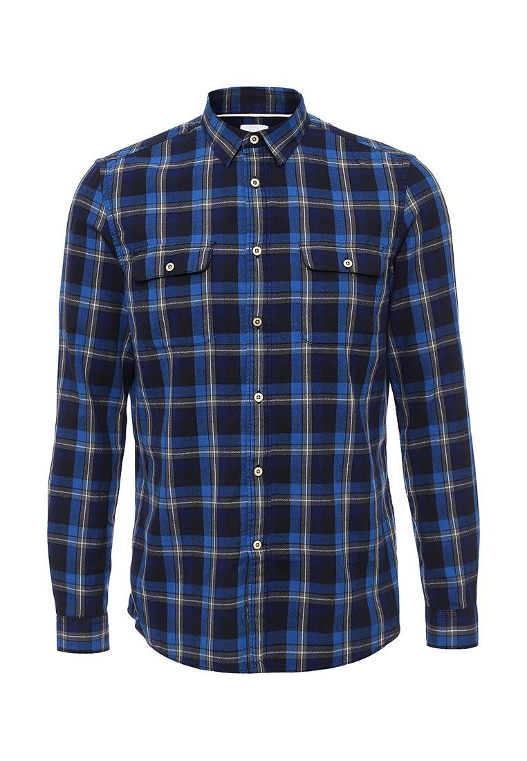 Рубашка с длинным рукавом Burton Menswear London 22C01JBLU: изображение 6