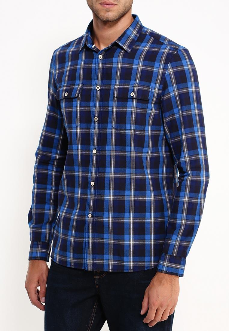Рубашка с длинным рукавом Burton Menswear London 22C01JBLU: изображение 8