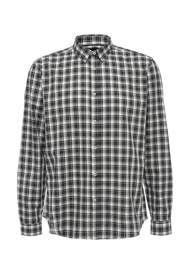 Рубашка с длинным рукавом Burton Menswear London 22C01JGRN: изображение 7