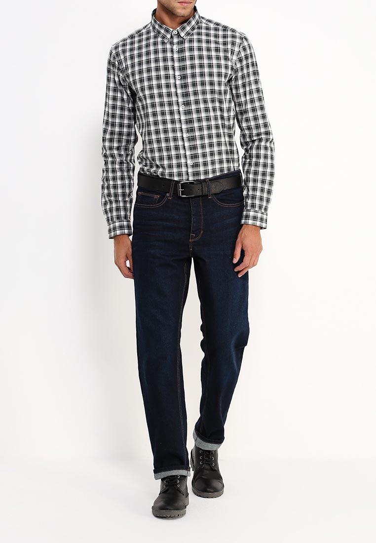 Рубашка с длинным рукавом Burton Menswear London 22C01JGRN: изображение 8