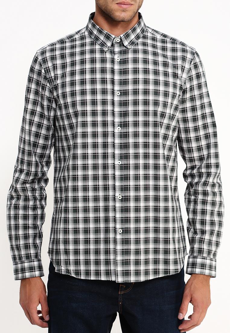Рубашка с длинным рукавом Burton Menswear London 22C01JGRN: изображение 9