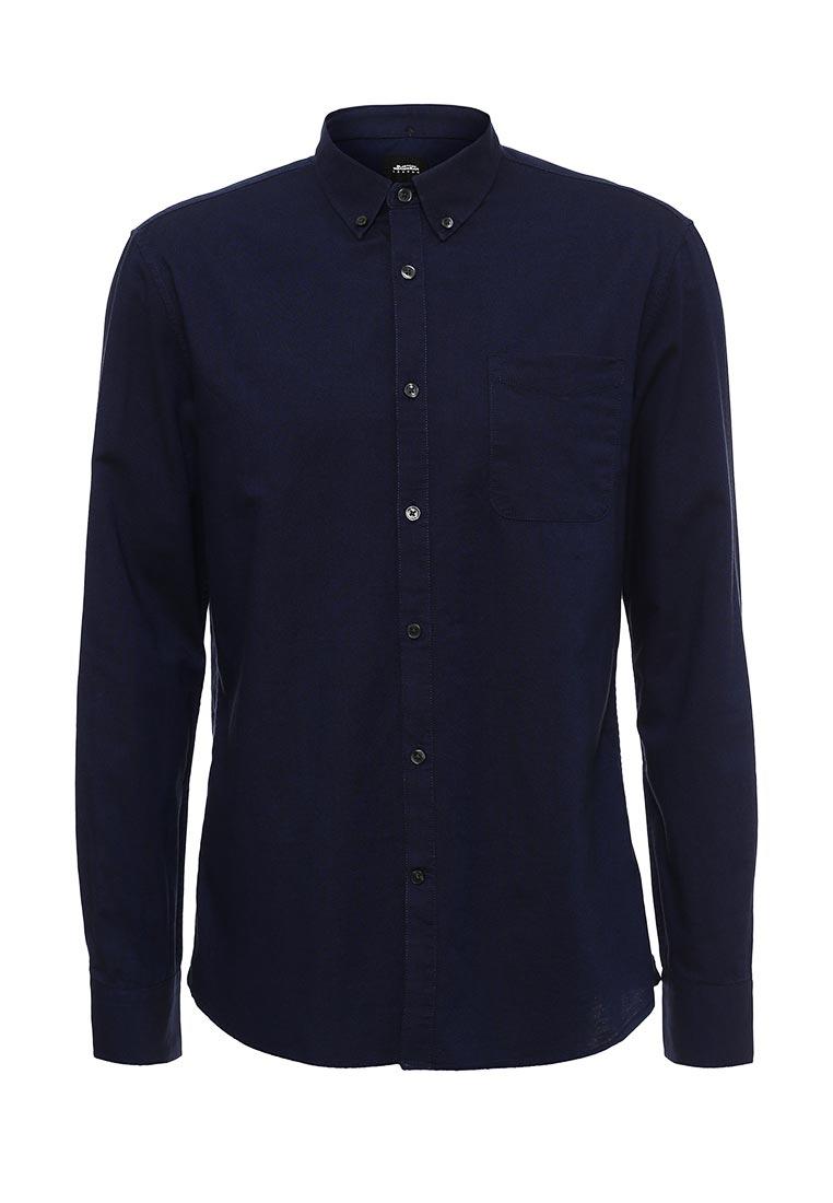 Рубашка с длинным рукавом Burton Menswear London 22O01JBLU: изображение 6