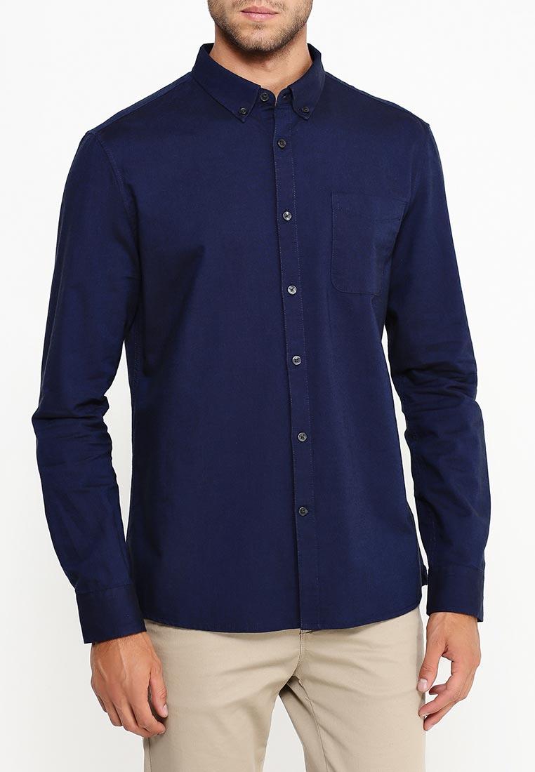 Рубашка с длинным рукавом Burton Menswear London 22O01JBLU: изображение 8