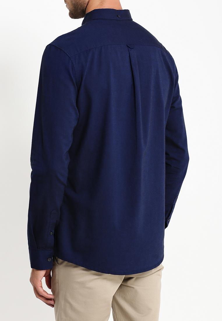 Рубашка с длинным рукавом Burton Menswear London 22O01JBLU: изображение 9