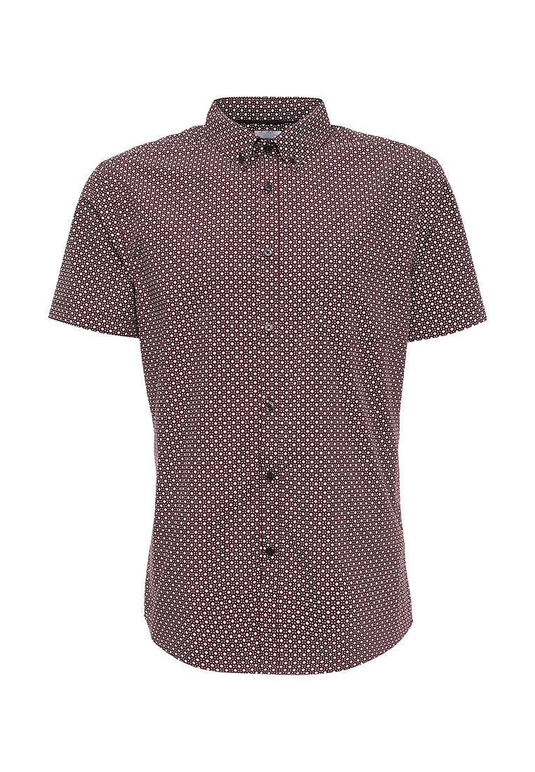 Рубашка с коротким рукавом Burton Menswear London 22P02JBUR