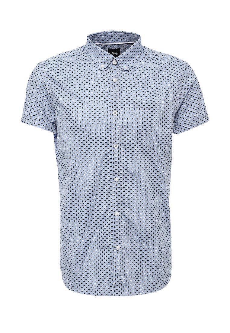 Рубашка с коротким рукавом Burton Menswear London 22P07JBLU