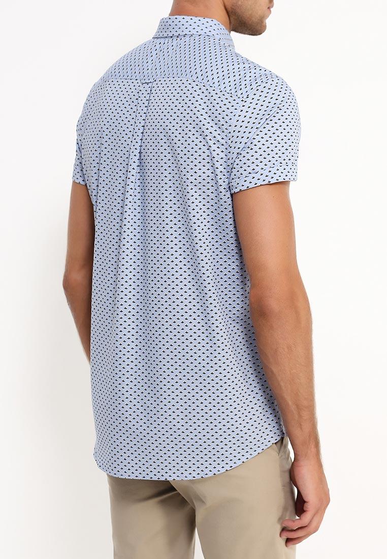 Рубашка с коротким рукавом Burton Menswear London 22P07JBLU: изображение 9