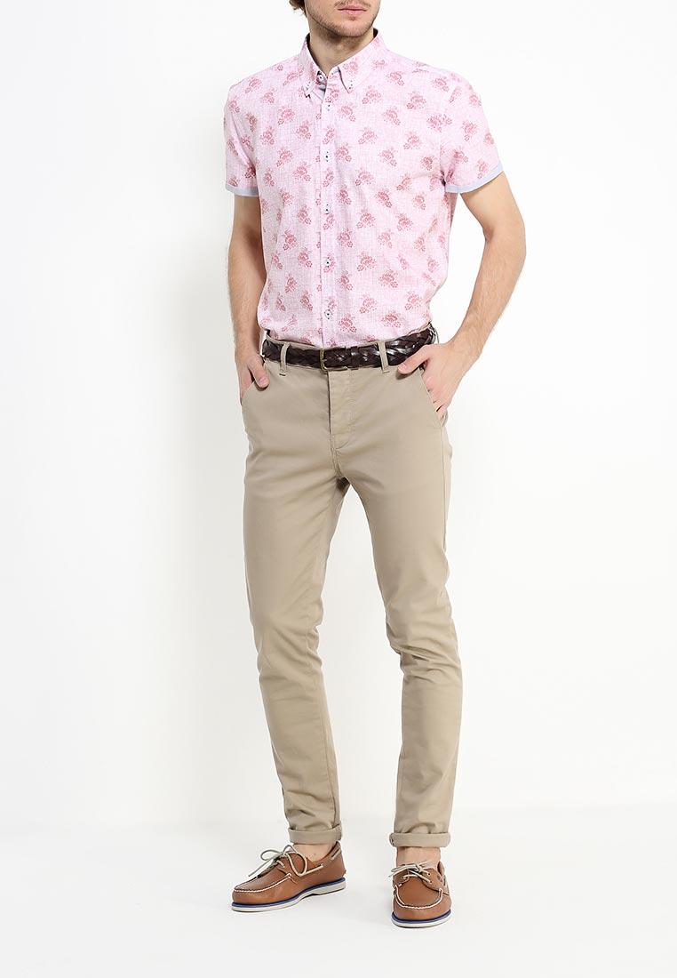 Рубашка с коротким рукавом Burton Menswear London 22D02JPNK: изображение 6