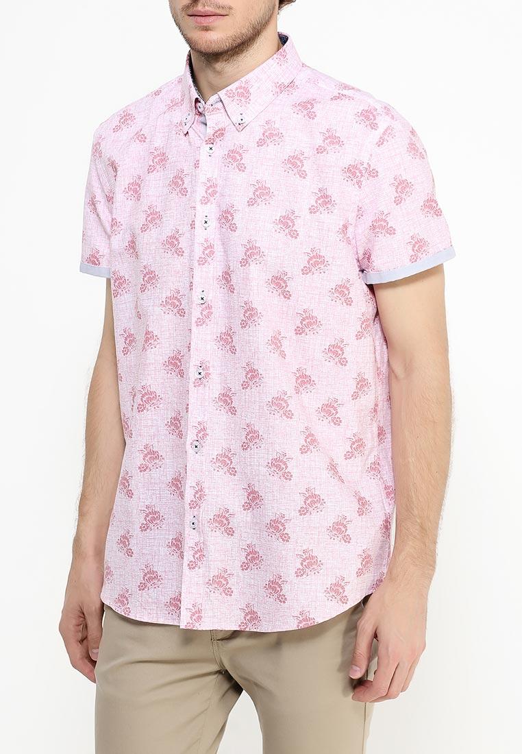 Рубашка с коротким рукавом Burton Menswear London 22D02JPNK: изображение 7