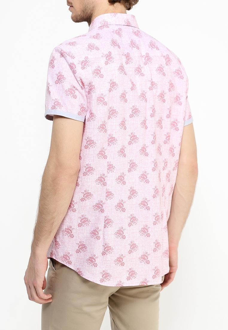 Рубашка с коротким рукавом Burton Menswear London 22D02JPNK: изображение 8