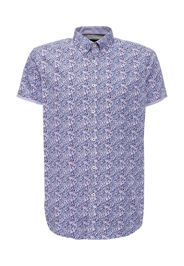 Рубашка с коротким рукавом Burton Menswear London 22P01JPUR: изображение 6