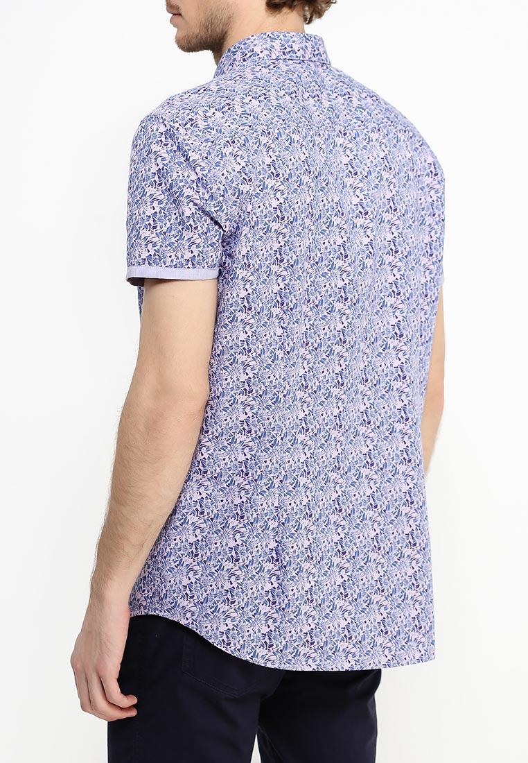 Рубашка с коротким рукавом Burton Menswear London 22P01JPUR: изображение 9