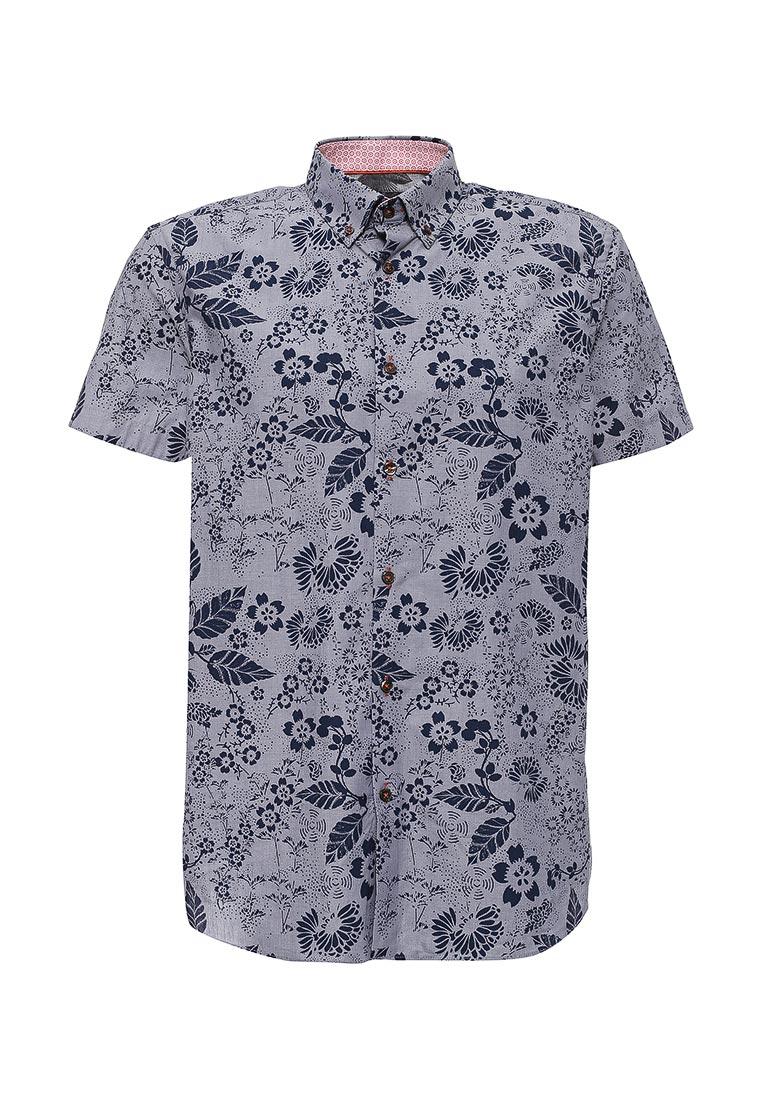 Рубашка с коротким рукавом Burton Menswear London 22P05JBLU: изображение 1