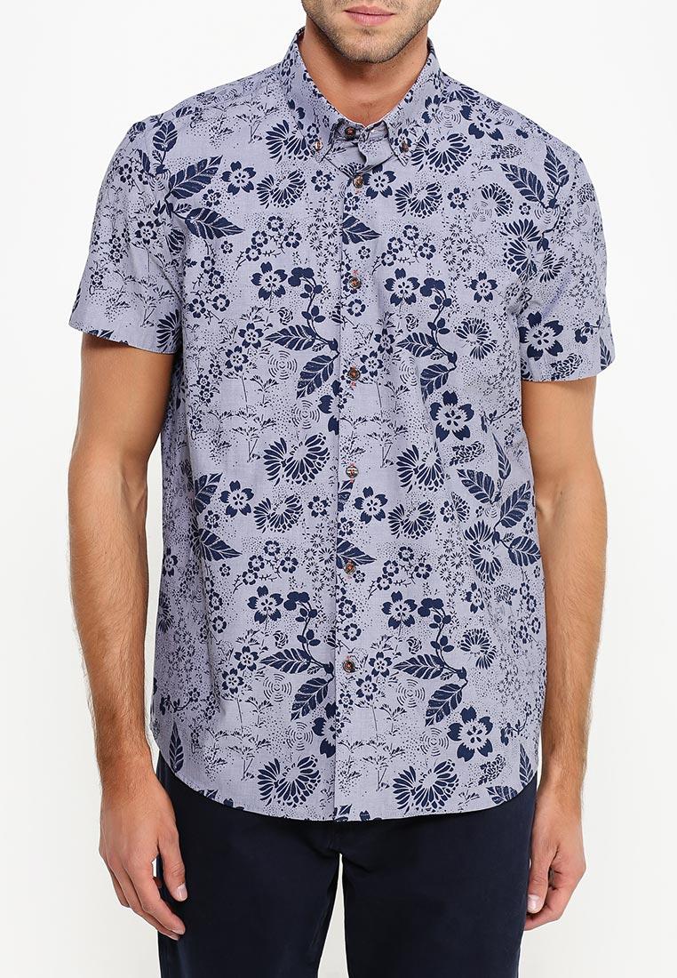 Рубашка с коротким рукавом Burton Menswear London 22P05JBLU: изображение 3