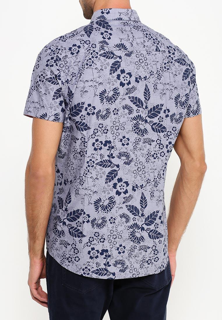 Рубашка с коротким рукавом Burton Menswear London 22P05JBLU: изображение 4