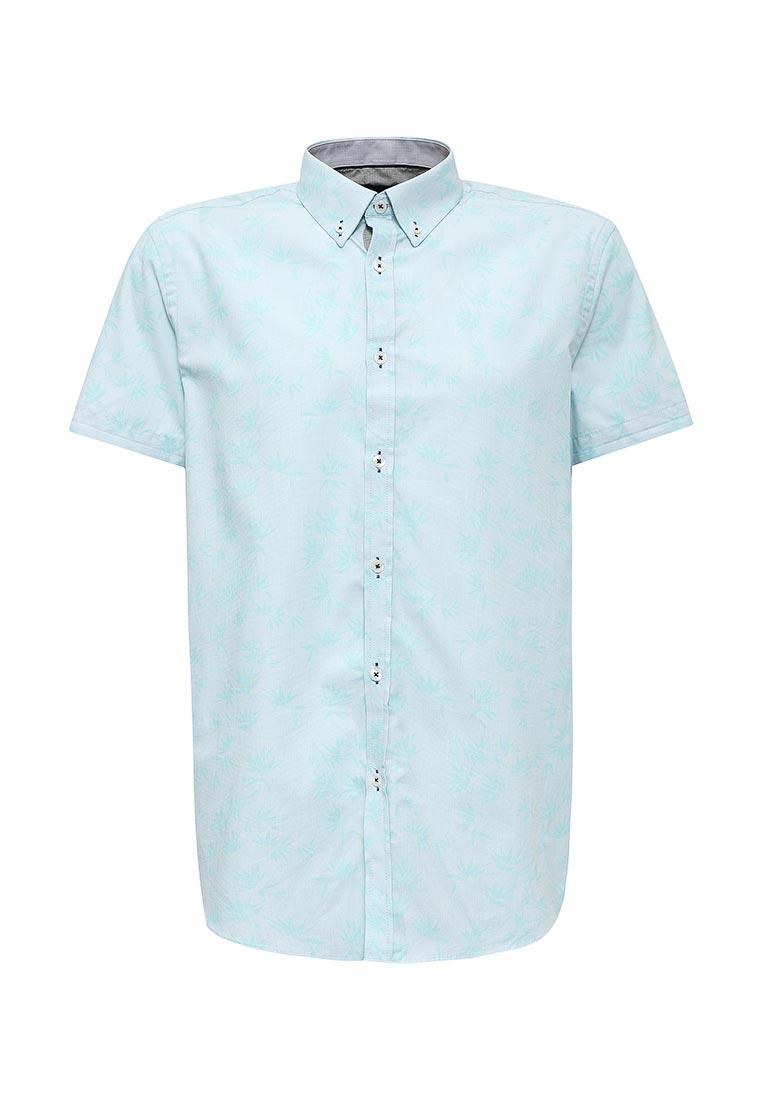 Рубашка с коротким рукавом Burton Menswear London 22P07JGRN: изображение 1