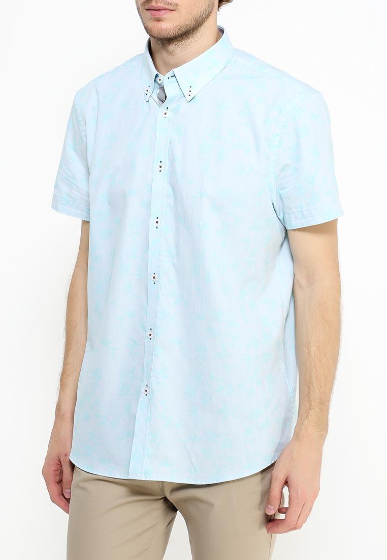 Рубашка с коротким рукавом Burton Menswear London 22P07JGRN: изображение 3