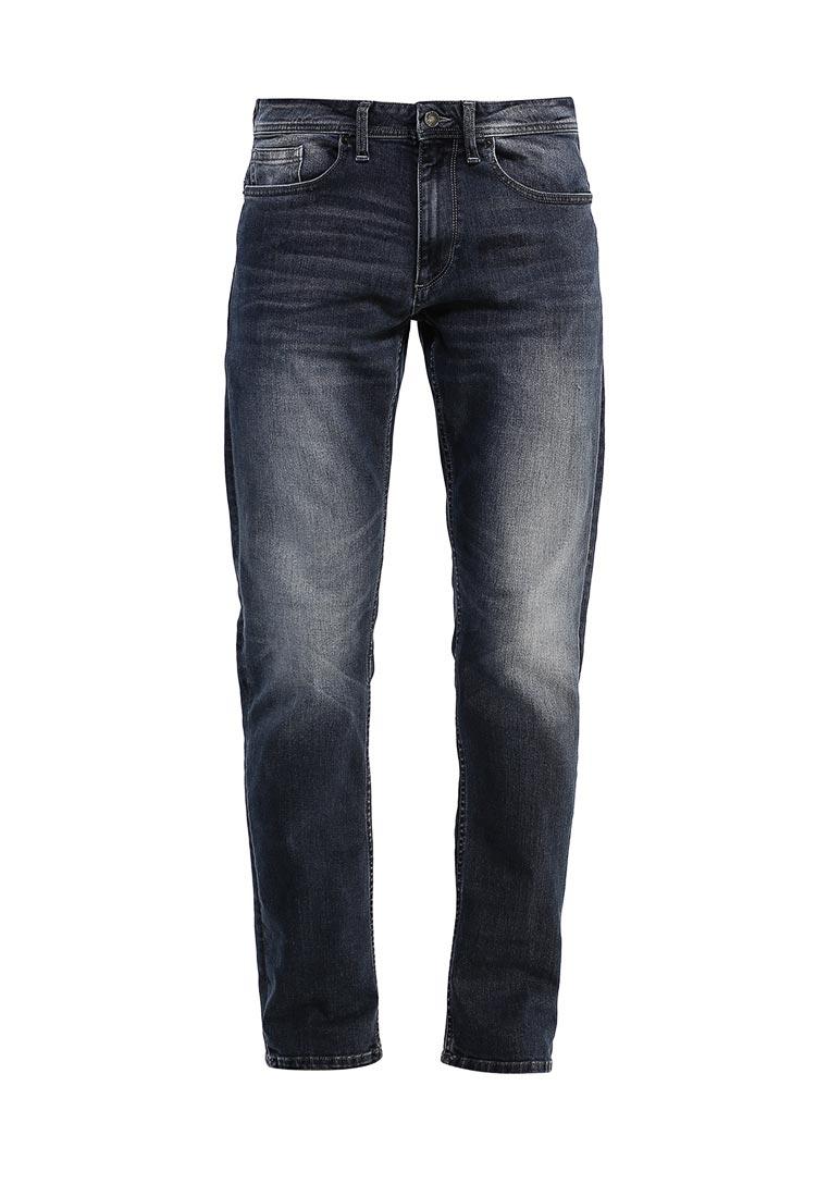 Мужские прямые джинсы Burton Menswear London 12A23IBLU