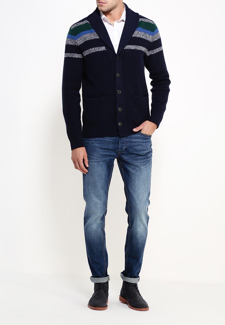 Зауженные джинсы Burton Menswear London 12S44JBLU: изображение 6