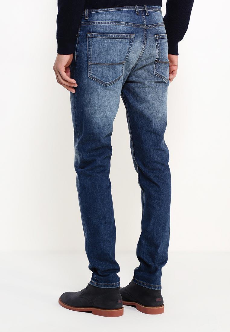 Зауженные джинсы Burton Menswear London 12S44JBLU: изображение 8