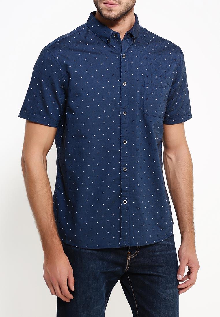 Рубашка с коротким рукавом Burton Menswear London 22D07JBLU: изображение 8