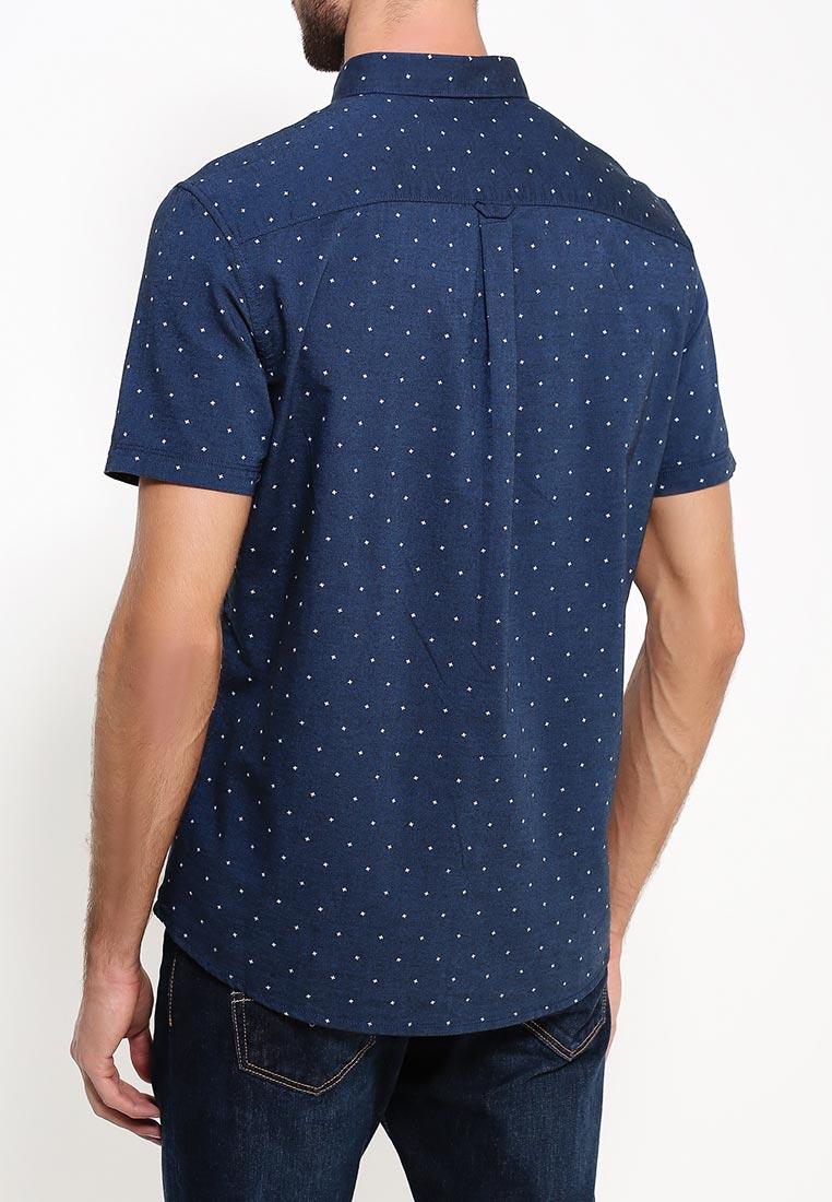Рубашка с коротким рукавом Burton Menswear London 22D07JBLU: изображение 9