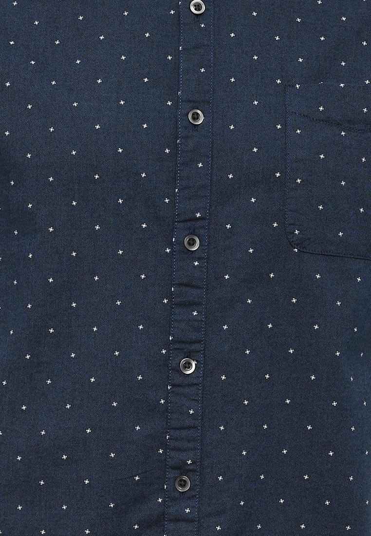 Рубашка с коротким рукавом Burton Menswear London 22D07JBLU: изображение 10