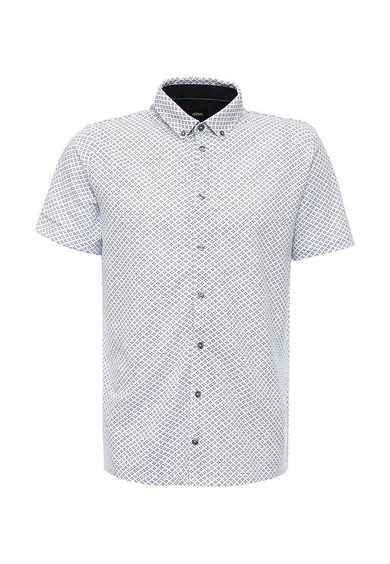 Рубашка с коротким рукавом Burton Menswear London 45J13INVY: изображение 5
