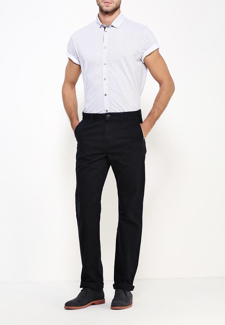 Рубашка с коротким рукавом Burton Menswear London 45J13INVY: изображение 6