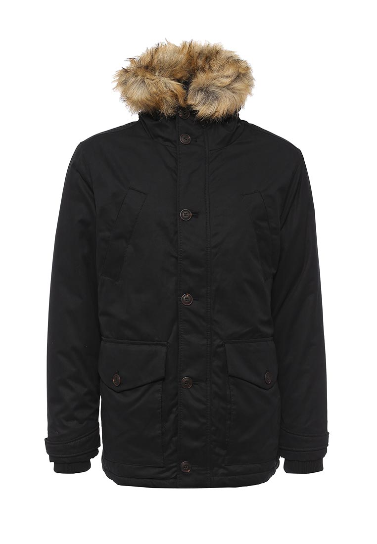 Пуховик Burton Menswear London 06P03JBLK