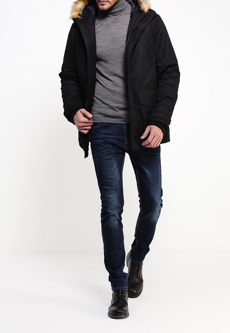 Пуховик Burton Menswear London 06P03JBLK: изображение 6
