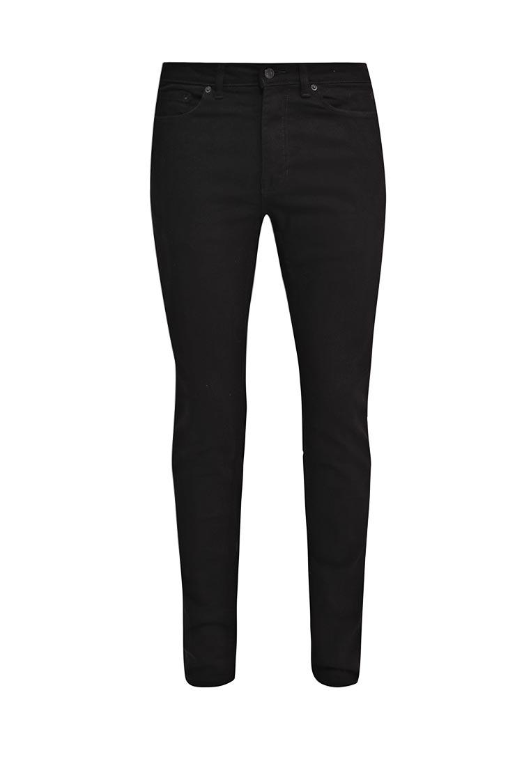 Зауженные джинсы Burton Menswear London 12S16JBLK