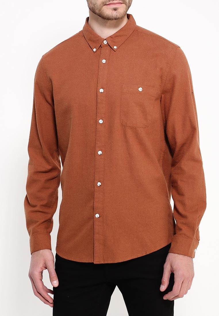 Рубашка с длинным рукавом Burton Menswear London 22P04JNAT: изображение 8