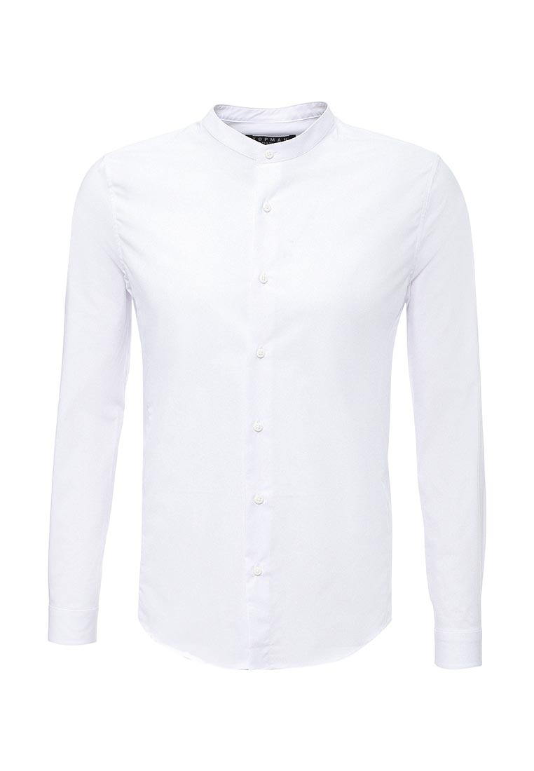 Рубашка с длинным рукавом Topman (Топмэн) 84H24MWHT