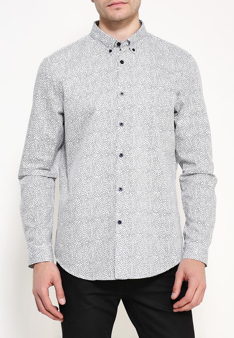 Рубашка с длинным рукавом Burton Menswear London 22D05JBLU: изображение 7