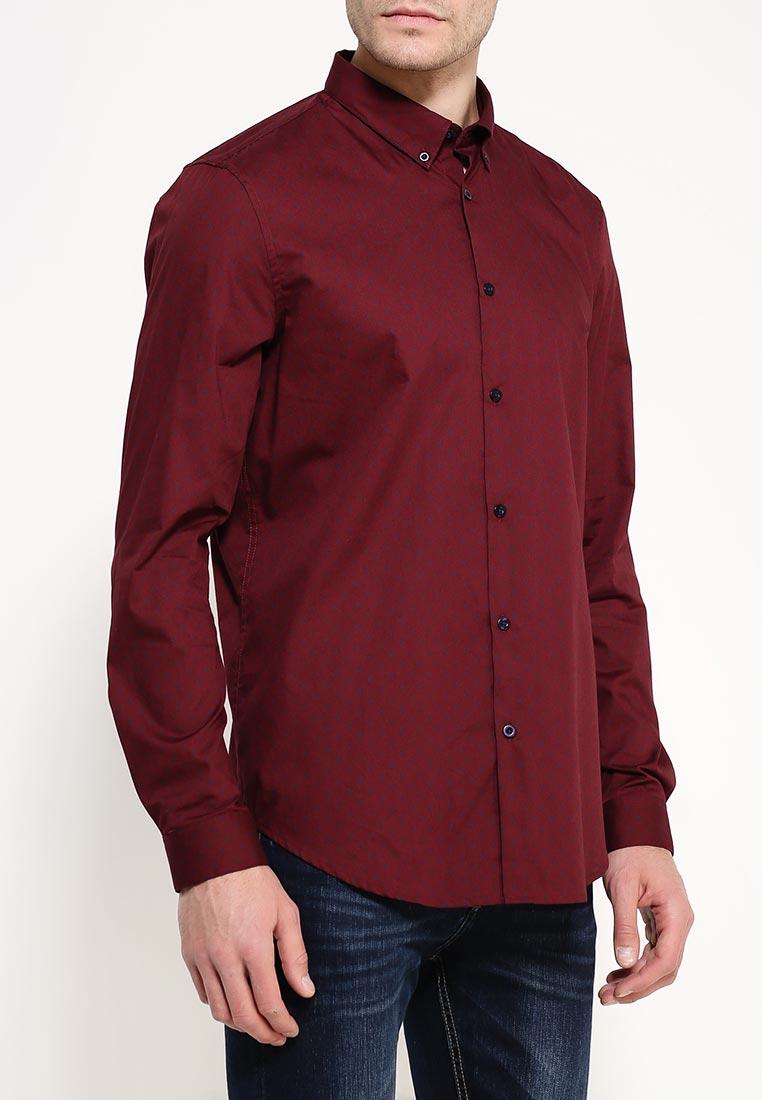 Рубашка с длинным рукавом Burton Menswear London 22D05JRED: изображение 7