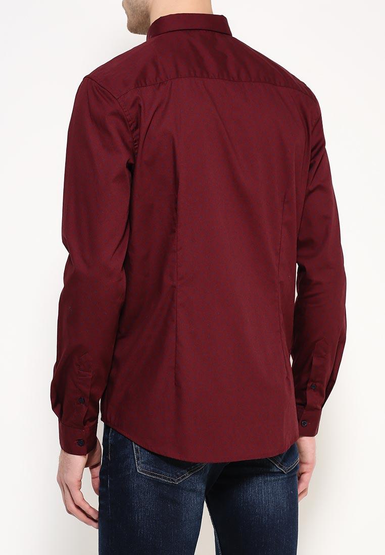 Рубашка с длинным рукавом Burton Menswear London 22D05JRED: изображение 8