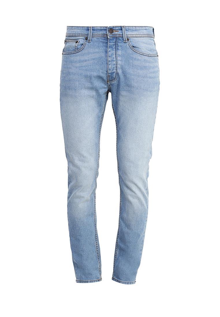 Зауженные джинсы Burton Menswear London 12S19JBLU