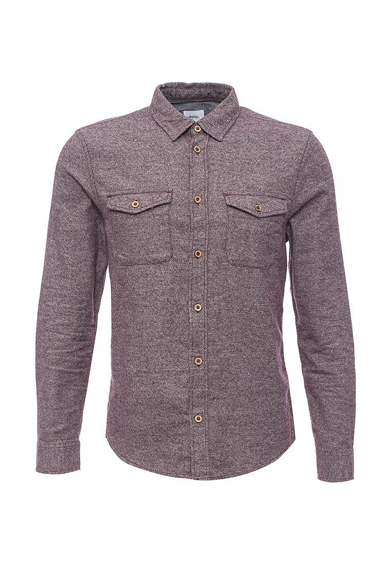 Рубашка с длинным рукавом Burton Menswear London 22T02JRED